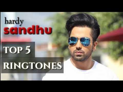 hit2 ringtones // hardy sandhu // top 5 songs ringtones.