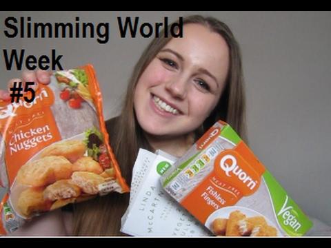 Slimming World Week #5 - My Vegetarian Freezer Must Haves
