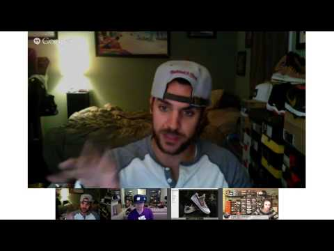 YoAnty Live Sneaker Chat IS BACK!!