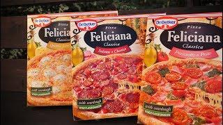 Обзор: Пицца Feliciana | Заморозка по цене пиццы из доставки.