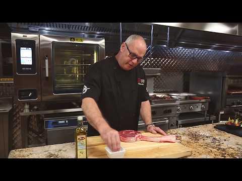 Grilled Tomahawk Steak Recipe