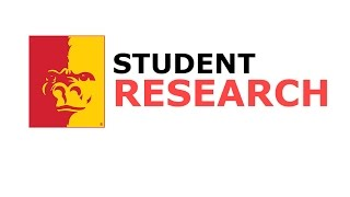 2017 Student Research Colloquium - Tanner Osterbuhr