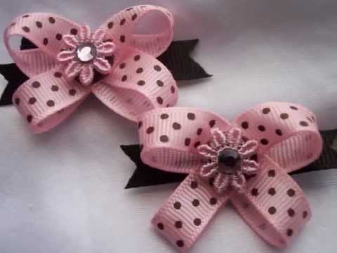How To Make Dog Bows Stay In