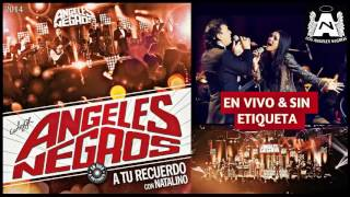 Repeat youtube video ◄A TU RECUERDO►LOS ÁNGELES NEGROS & NATALINO - EN VIVO Y SIN ETIQUETA (2014)