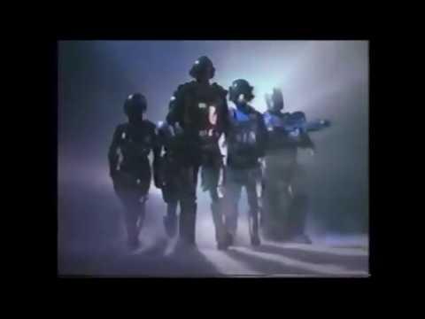 Universal Studios Hollywood - 'Captain Power' TV Commercial on KTLA 5 (1987)