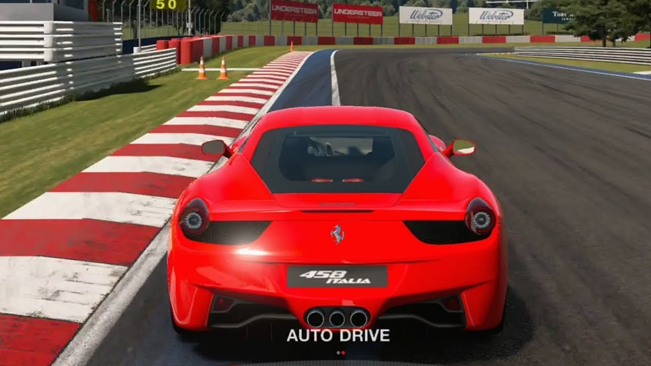 gran turismo sport ferrari 458 italia 2009 test drive gameplay ps4 hd 1080p60fps youtube. Black Bedroom Furniture Sets. Home Design Ideas