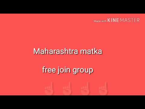 Maharashtra satta free group join