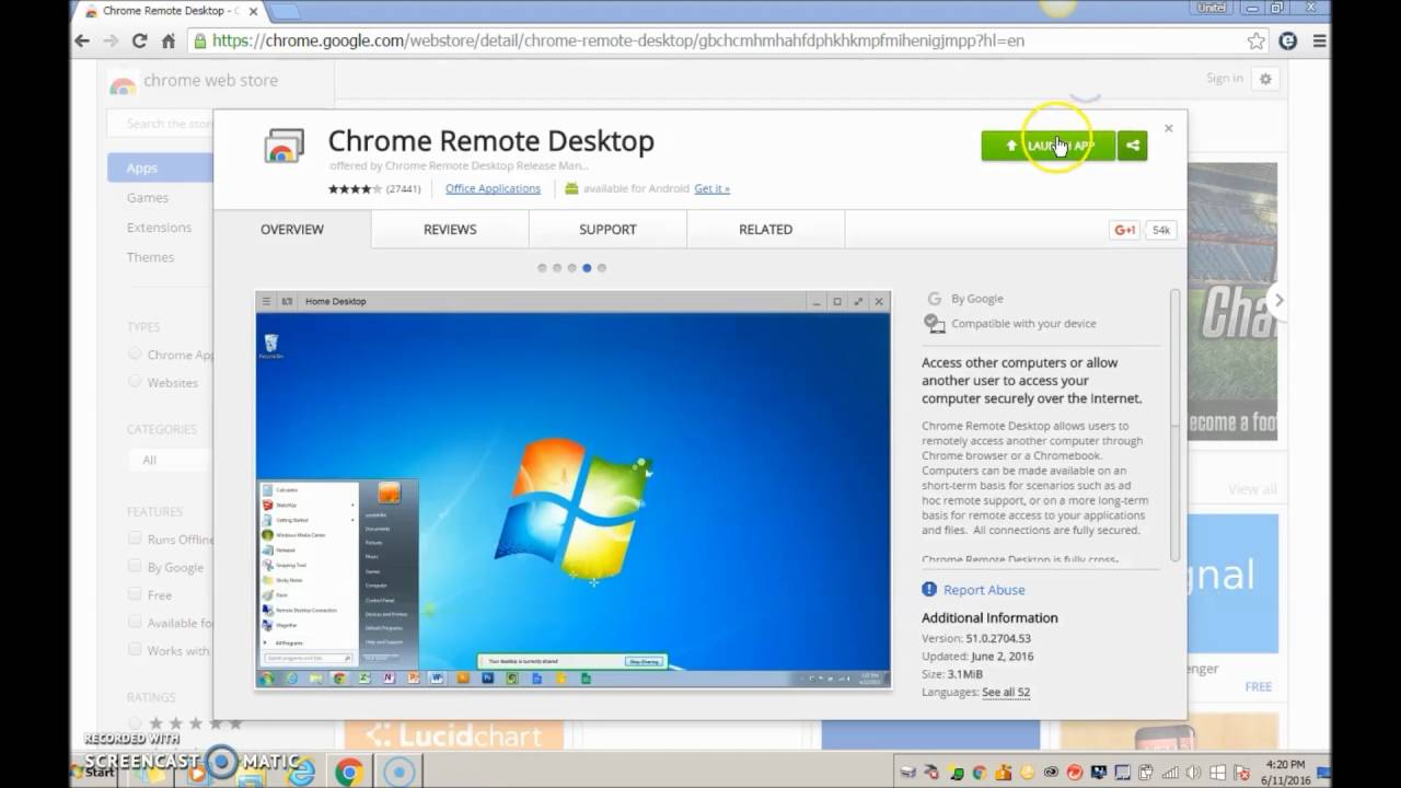 How To Use Multiple Accounts In Chrome Remote Desktop
