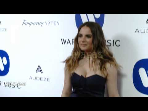 JoJo At 58th Annual Grammy Awards - Warner Music Group After Party