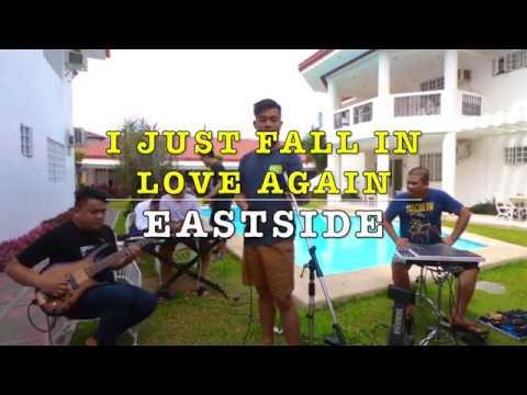 I Just Fall In Love Again Eastside Band Cover Youtube