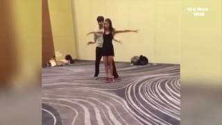 LEAKED Alia Bhatt & Siddharth Malhotra Dance Rehearsal for Aashiqui 3 Movie