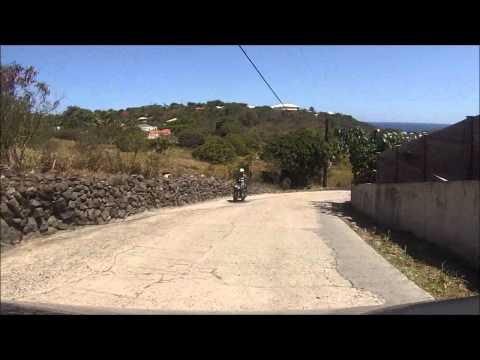 Roadtrip Timelaps around St Barth [Gopro Session ]