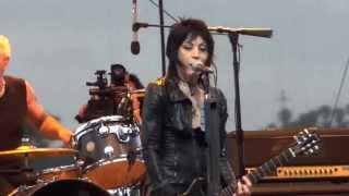 "Joan Jett and the Blackhearts - ""Bad Reputation"" and ""Cherry Bomb"" (Live in San Diego 7-3-13)"