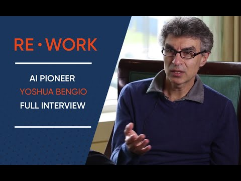 Interview with AI Pioneer Yoshua Bengio