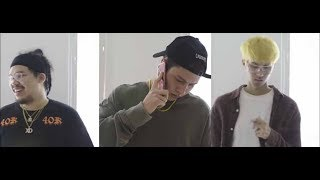 GAVIN D x FIIXD feat BEN BIZZY - ตรงนี้ [Produced by NINO] [Unofficial music video]
