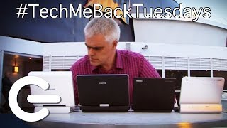 Back When Portable DVD Players Were A Thing - The Gadget Show #TBT