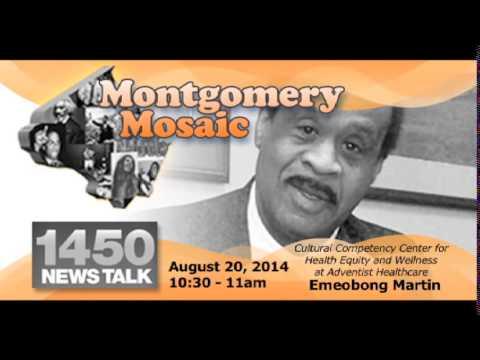 August 20, 2014 Montgomery Mosaic Radio Show