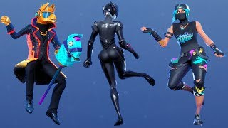 Fortnite All Dances Season 1-10 Updated to Vibin'