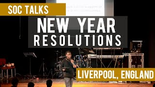 "SOC Live in the UK (4 of 4): ""2013 New Year's Resolution"" at Bridge Chapel (@RebirthofSOC)"