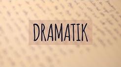 Dramatik einfach erklärt | Klassische Dramentheorie | Tragödie Komödie