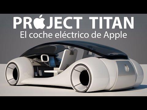 Project Titan: El coche eléctrico de Apple