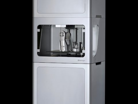 0 - Markforged stellt Metal X 3D-Drucker mit Atomic Diffusion Additive Manufacturing Technologie vor