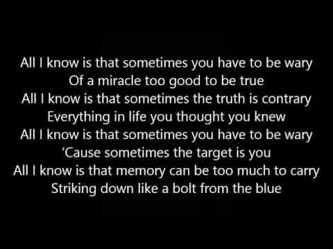 Rush - The Wreckers (Lyrics)