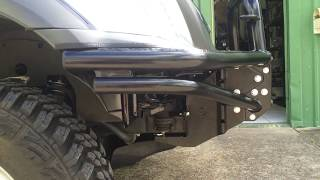 Isuzu D-max Bull Bar Xrox Off road Bull Bar