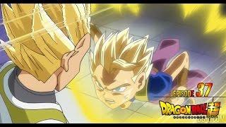 Vegeta vs Kyabe (Cabba) 2/2 - DB Super