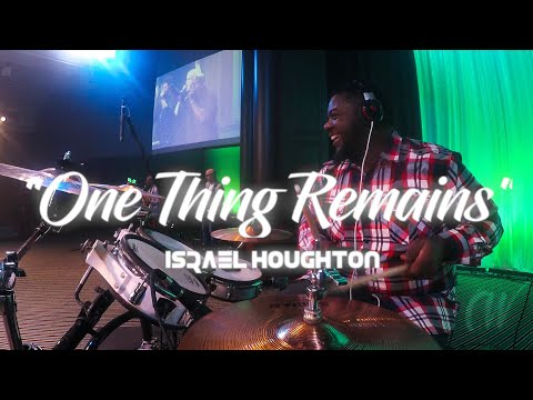 One Thing Remains Drum Cover // Israel Houghton Live In Asia // Christian World Church