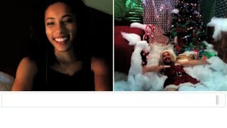 Mariah Carey - All I Want For Christmas Is You (Chatroulette Version) thumbnail