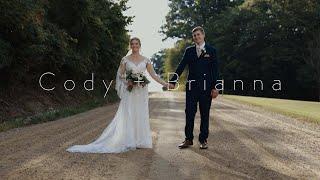 A Summer Barn Wedding | Cody & Brianna | Wedding Film