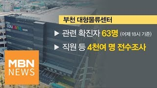 """신문브리핑1 """"마켓컬리까지…'K 방역 공신' 물류업체發…"""
