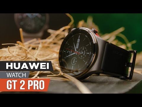 Huawei Watch GT 2 Pro Review - The Best One so far