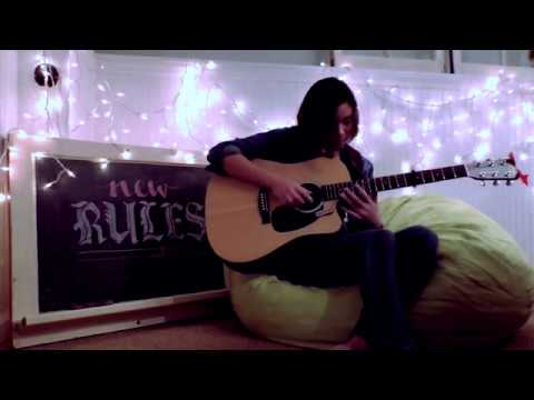 New Rules: Fingerstyle Cover Arranged by Alexis Wilmot (Free Tabs)