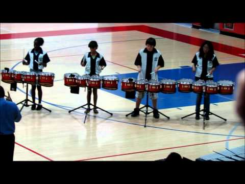 Boulder Ridge Middle School Drumline