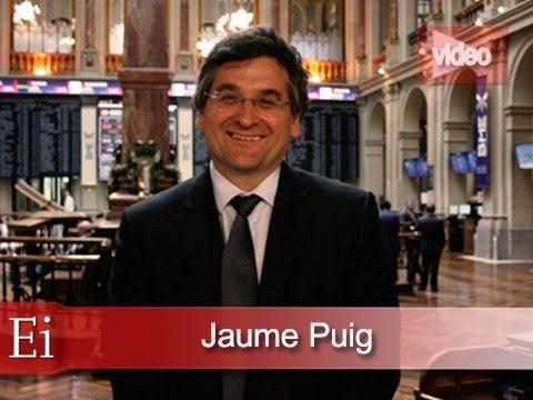 """Jaume Puig. """"El valor fundamental del Ibex ha subido a 13.250..."""" en Estrategias TV (22.09.15)"""