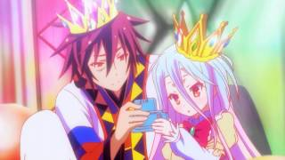 Sora X Shiro_Coldplay-The Scientist (No game,No life)