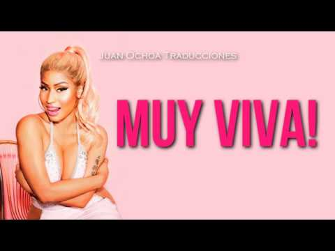 Nicki Minaj - Moment 4 Life (Subtitulada/Traducida Al Español)