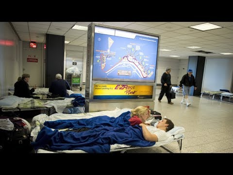 TOP 10 Most Delayed Airports