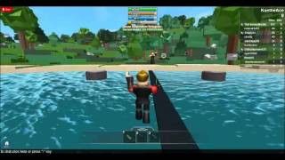 ROBLOX: Catching Fire [[Gameplay]]