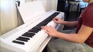 """Мелодия из фильма """"Трансформеры"""" на пианино. The """"Transformers"""" theme. Piano"""