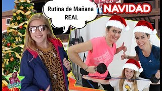 MI RUTINA DE MAÑANA PARA NAVIDAD!! Morning Routine en Famila en Vacaciones Daniela Go