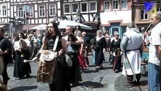 Mittelalterfest Büdingen 2011