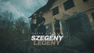 Horus x Marcus - Szegény legény (Official Music Video)