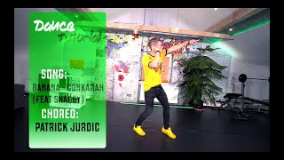 BANANA - Conkarah feat Shaggy Dance Tutorial DANC'IN SCHOOLS