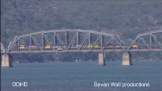 Hawkesbury River bridge views - 2016