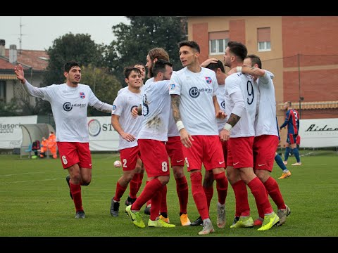 Virtus Ciserano Bergamo- Sona Calcio 3-1, 9° giornata d'andata Serie D girone B 2020-2021