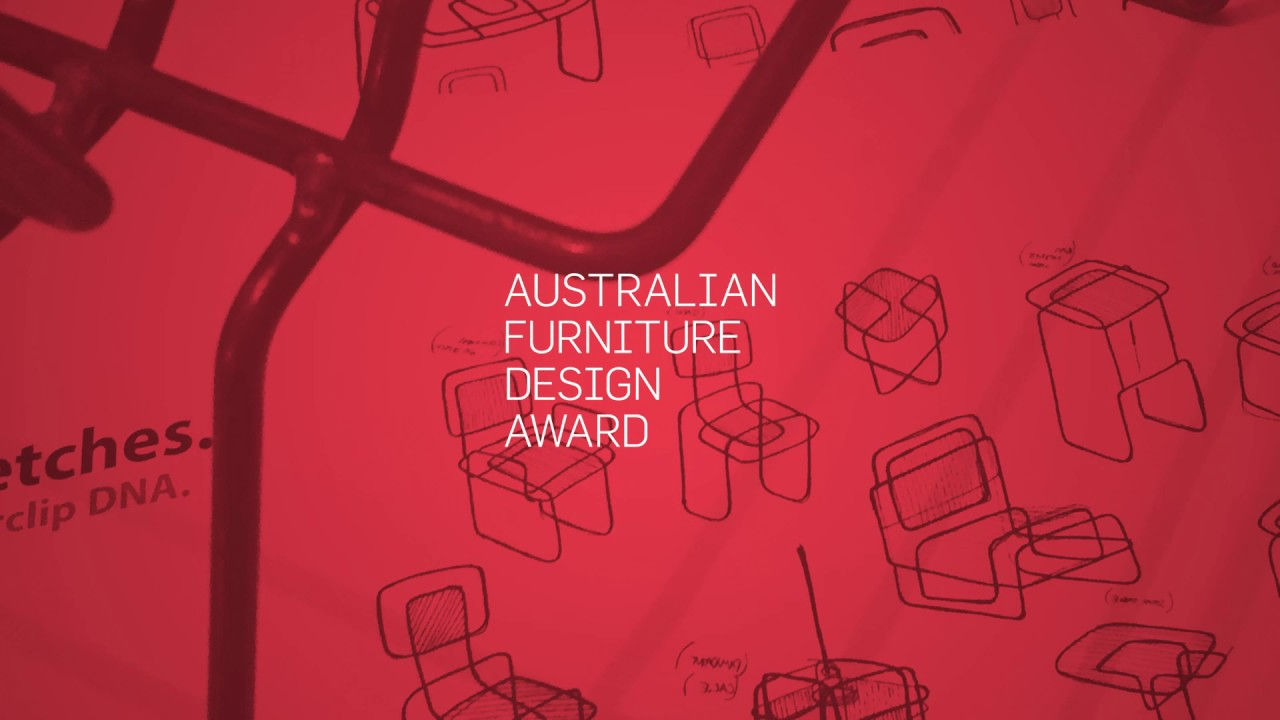 Furniture Design Award 2017 australian furniture design awards 2017 - youtube