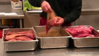 Teaser - Bbq Chicken & Tri-tip Catering, Part 1: Preparation - Catering Toolbox